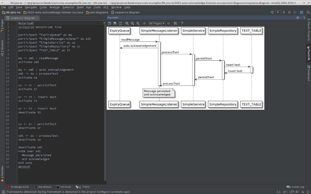 Create UML Diagrams With Simple DSLs in Eclipse and IntelliJ - DZone ...
