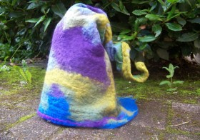 Felted Fairytale Hats