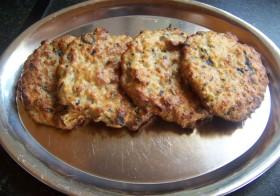 Eggplant (Aubergine) Pancakes